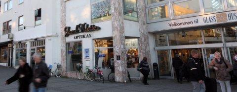 Flere velger City Nord foran Bodø sentrum, ifølge ei avstemning på an.no.