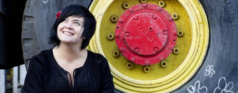 """Tonje Unstad er klar med barneplaten også for voksne, som hun har kalt """"Mygga og flua""""."""