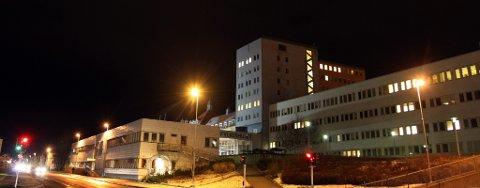 FANT HASJ: Politiet fant 9 kilo hasj på fylkeshuset.