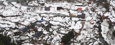 Det store leirraset i et boligområde vest for Namsos gjorde skader for 45 millioner kroner, ifølge takstrapporten til forsikringsselskapene.