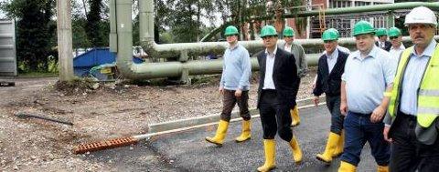 Frp-politikere besøkte nylig Herdecke i Tyskland, hvor Statkraft bygger gasskraftverk uten CO2-rensing.