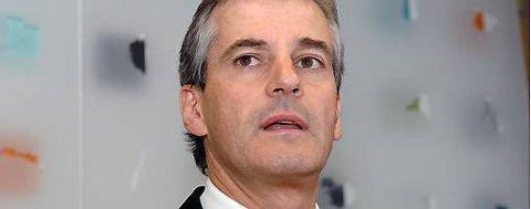 Nordområdene er viktige for regjeringen og utenriksminister Jonas Gahr Støre.