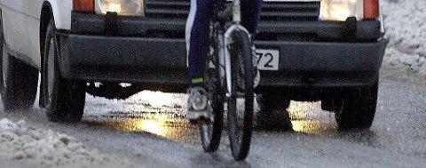 Så du noe? Ta kontakt med politiet. Dette bildet har ingenting med hendelsen på fylkesvei 22 å gjøre. Illustrasjon.