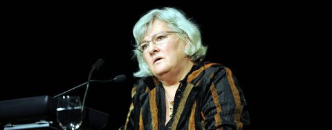 Filosof og forfatter Nina Karin Monsen.