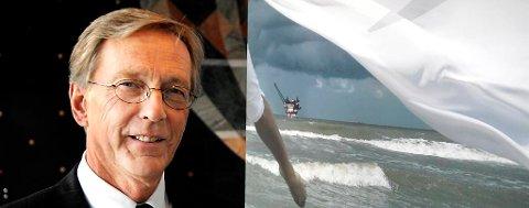 Administrerernde direktør i OLF, Per Terje Vold, er positiv til å lete etter olje utenfor Jan Mayen.