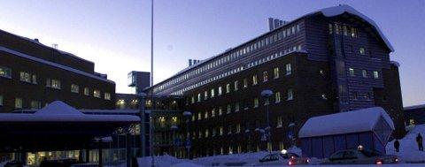 Universitetssykehuset i Nord-Norge.