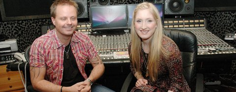 Godt samarbeid. Christel Alsos har også denne gangen samarbeidet med produsent Arvid Solvang.