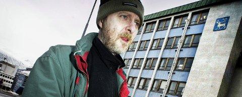 SPENT:?Fagforbundets Bjørn Willumsen er spent på Arbeidstilsynets tilsynsrapport som slippes i dag.