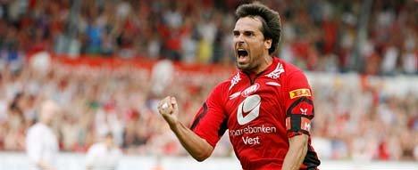 Fredrikstad tok rakst ledelsen, men Martin Andresen utlignet etter 29 minutter.