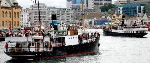 FLEIRE: Sander Ødeline lovar at det blir fleire båtar på Fjordsteam i Florø, enn det var på Fjordsteam Stavanger.