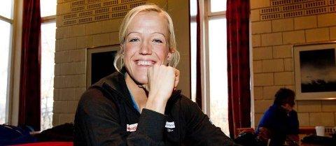 SLAPPER AV: I kveld er Heidi Løke tilbake på banen etter sykdommen som satte henne utenfor mot Sverige. Mange mener 28-åringen i dag er verdens beste strekspiller.