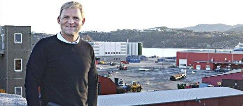Administrerende direktør på Vestbase Alf Dahl mener Polarled og Åsgard kompresjon kommer på gunstige tidspunkt.