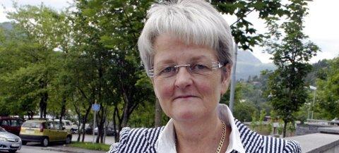 Eva Marie Halvorsen.