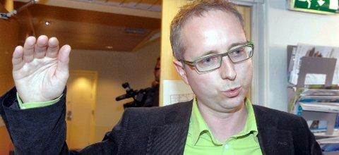 Kunnskapsminister Bård Vegar Solhjell (SV).