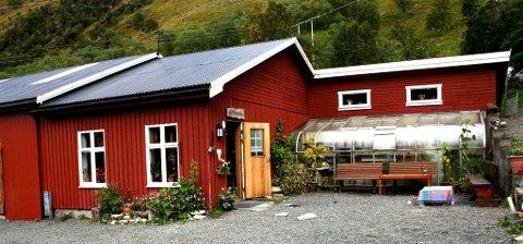 Aalan gård i Lauvdalen.