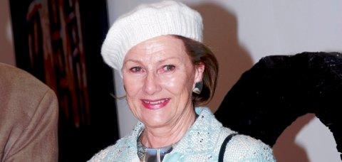15. mai kommer Dronning Sonja til Gausdal.