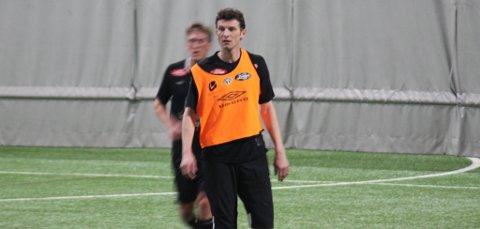 Tore Andrè Flo var tysdag på trening med gamleklubben.