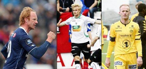 Peter Kovacs, Mats-André Kaland og Tommy Knarvik er blant kandidatene denne gang.
