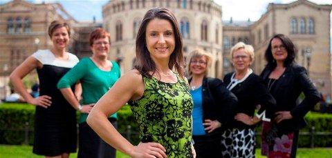 1c2f94ad Øverst: Jenny Klinge er en av åtte kvinner som er nominert på topp i sine