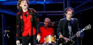 Rolling Stones på Koengen.