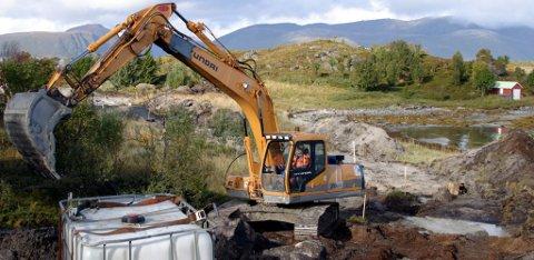 Lengre enn dette kom ikke planene på Reinsnes. Den nye eieren av eiendommen, Asbjørn Hansen, ønsker å bevare den som et naturområde.