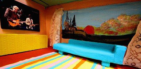 Et av OAS-elevenes drømmehjem.