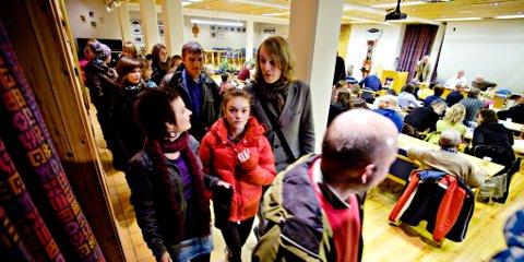 Til engasjerte foreldre og elevers glede blir det fortsatt skolegudstjeneste før jul. som før blir det opp til hver enkelt skole.  Foto: Kristoffer Øverli Andersen