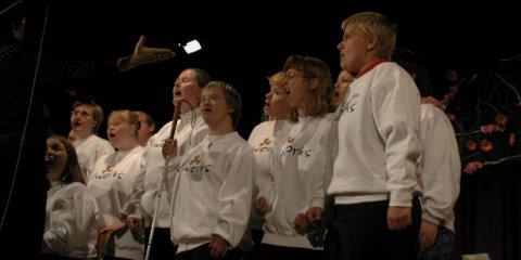 Stortingsrepresentatene har utnevnt Dissimilis til Peer Gynt 2010.