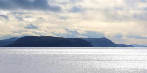 NY LOKALITET: SalMar har konsesjon ved Mårøya. Her er sjøen dypere.