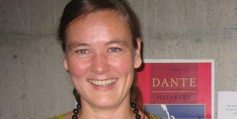 Bodil Moss har oversatt en italiensk tegneserieparodi på Dantes «Helvetet» til nynorsk.