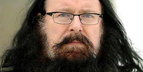 ÆRESBORGER: Steinar Bryn er tildelt prisen i Prijedor