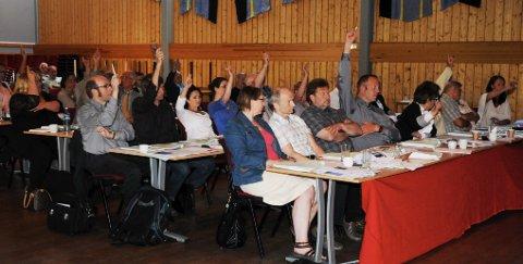 Et klart flertall i kommunestyret går inn for å bygge Kulturfabrikken.