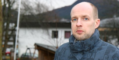 Frank Willy Djuvik, fylkesleiar i Frp.