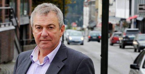 NY: Jørn Christensen blir ny ordfører på Notodden.