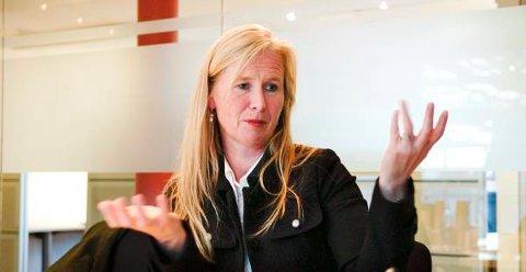 Bente Mikkelsen, administrerende direktør i Helse Sør-Øst åpner nå for å ikke kutte akuttkirurgien ved Aker sykehus likevel.