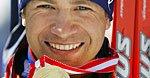 Ole Einar Bjørndalen ble lørdag verdensmester etter å ha vunnet VM-sprinten i skiskyting i østerriske Hochfilzen.