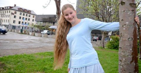 - Jeg følger mine drømmer, og det burde alle med og uten Aspergers syndrom gjøre, sier Pernille Haug Danielsen.
