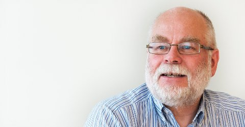 IKKE OPTIMALT: Kommuneoverlege Halvard Bø mener det kan være behov for å se på rutinene til de ulike nødetatene når det gjelder varsling ved selvmord. Arkivbilde.