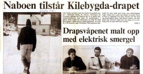 FAKSIMILE: TA 22. mars 1990