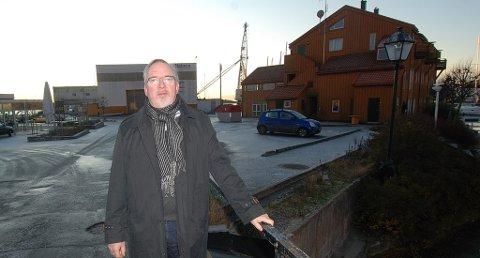 Per Kr. Lunden redegjør for sin rolle i forbindelse med Holmenprosjektet.
