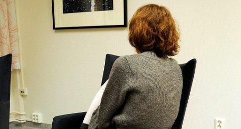 TAR TID Å SNU: - Et åpent tilbud kan hjelpe mange til å snu en vanskelig situasjon, mener «Lene».