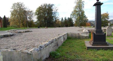 MODERNE KIRKE: Rapporten fra planutvalget går langt i å utelukke bygging av en ren kopi av den nedbrente Østre Porsgrunn kirke. Det er nå opp til Porsgrunn kirkelige fellesråd å bestemme arbeidets videre gang.