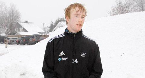 ODD-AKTUELL?: Erik Midtgarden (25) kan bli å se i Odd-drakt igjen kommende sesong.
