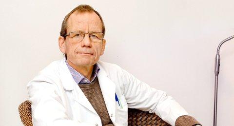 SINT: - Dette er nesten oslopriser, sier lege og sykehjemslege Knut Skarholt. Han er reagerer sterk på hva Skien kommune forlanger i husleie av en psyjkisk syk, tungt hjelpetrengende pasient.