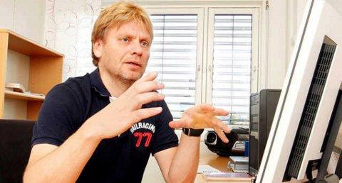 Likar forslaget: Skule Worpvik i politiet meiner formannskapets forslag er førebyggande.