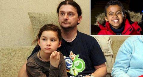 HÅPER: Verona og Damir Delic håper fortsatt på at de kan vende tilbake til Norge etter at Menneskerettsdomstolen i Strasbourg har sagt sitt i saken.?