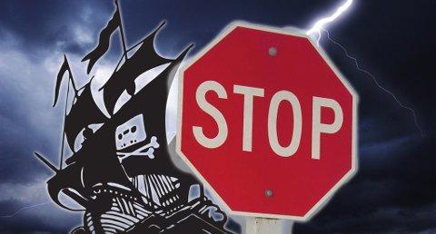 Vil stenge piratebay.