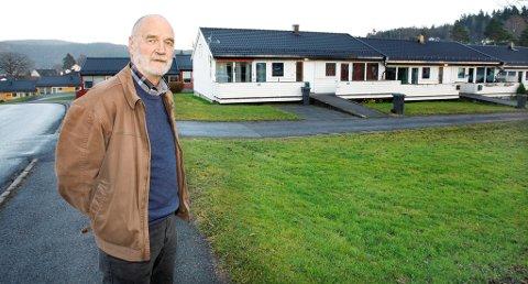 KREVER: Svein Tore Uldal krever at kommunen legger en plan for oppfølging av rusmisbrukere som blir bosatt i etablerte boligstrøk.