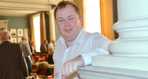 ADVARER: Robin Kåss mener de som vil ha legalisering, påtar seg et stort ansvar.
