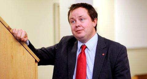 Nominasjonskomiteen i Porsgrunn Arbeiderparti vil ha Robin Kåss som ordførerkandidat.